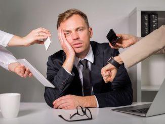 administration d'entreprise et Gestion du stress au travail