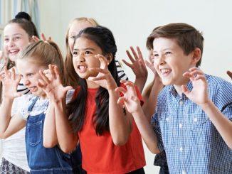 aider nos enfants à gérer la peur de parler en public