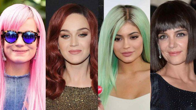couleurs de perruques